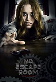 No Escape Room Poster