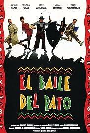 El baile del pato Poster