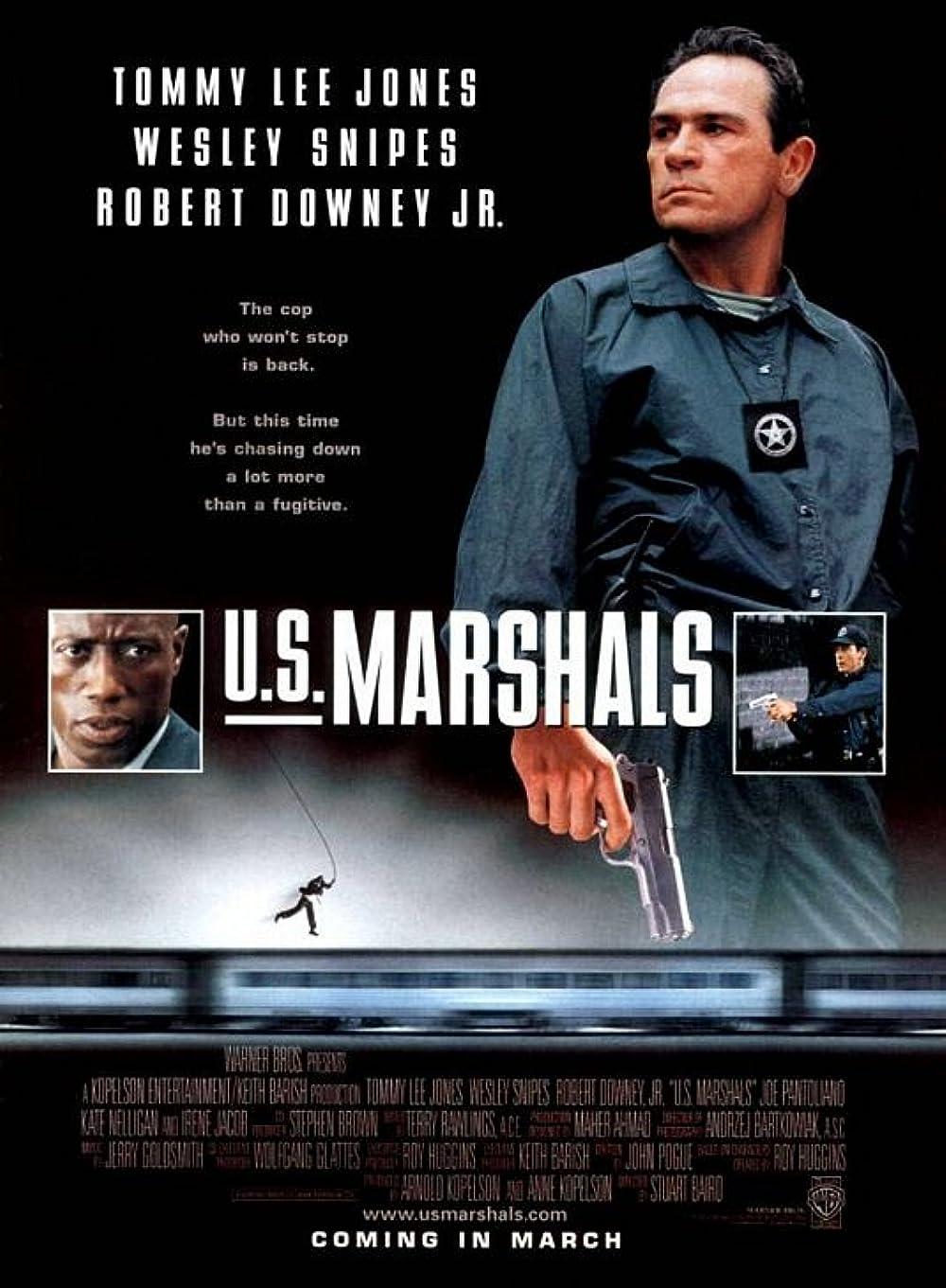 U S Marshals 1998 Imdb