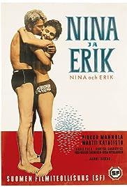 Nina ja Erik Poster