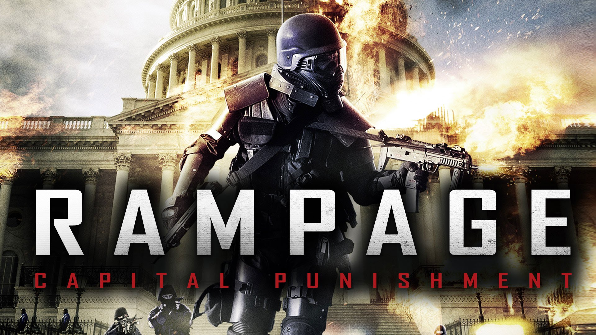 rampage capital punishment movie