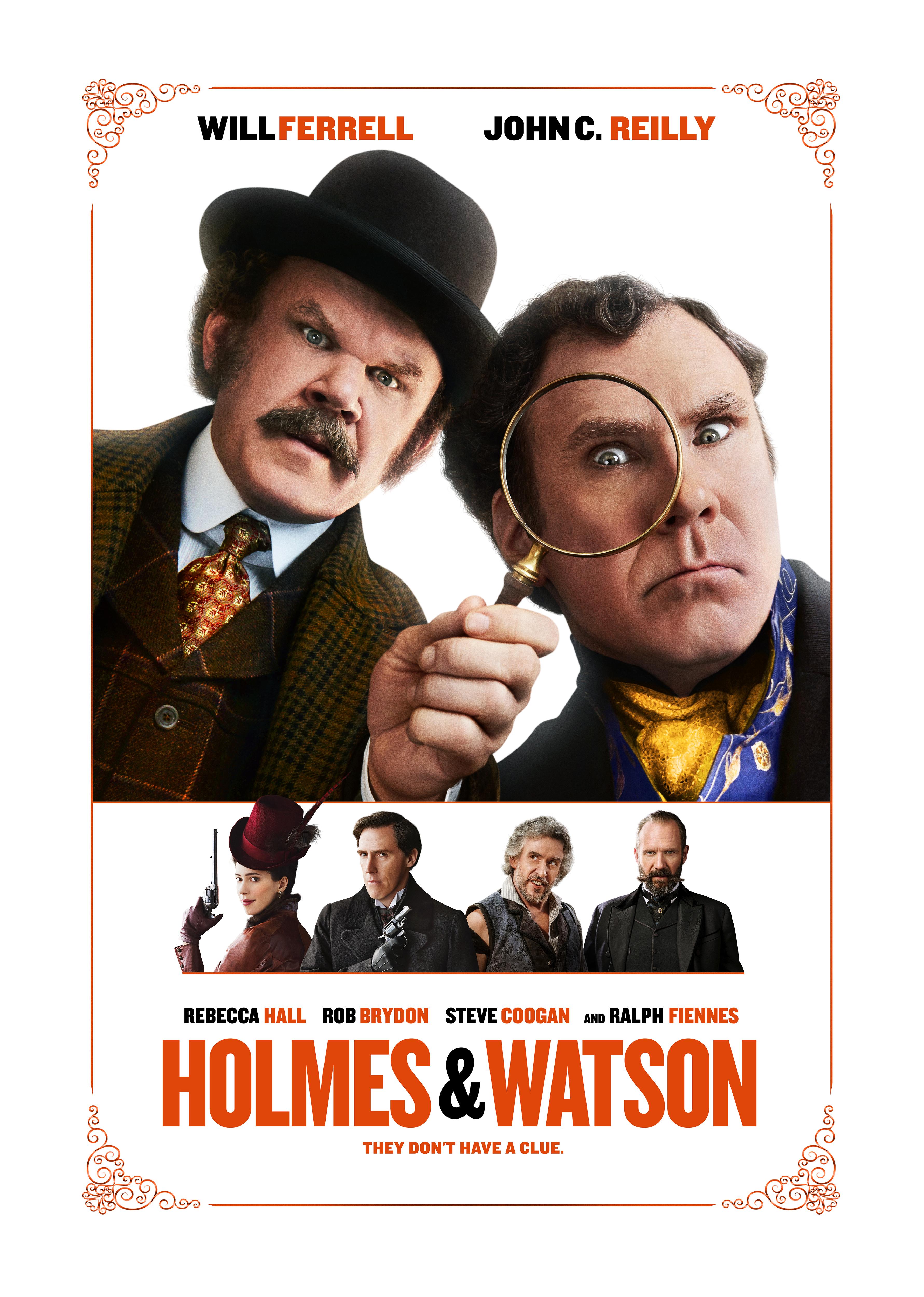 Holmes & Watson (2018) HDCam 720p
