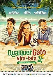 Qualquer Gato Vira-Lata 2 Poster