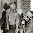 John Drew Barrymore and Chill Wills in High Lonesome (1950)
