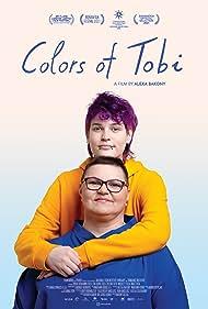 Tóbiás Benjámin Tuza and Éva Ildikó Tuza in Colors of Tobi (2021)