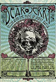 Dear Jerry: Celebrating the Music of Jerry Garcia Poster