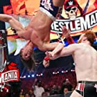 Matthew Riddle and Stephen Farrelly in WrestleMania 37 (2021)