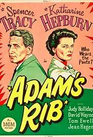 Adam's Rib Poster
