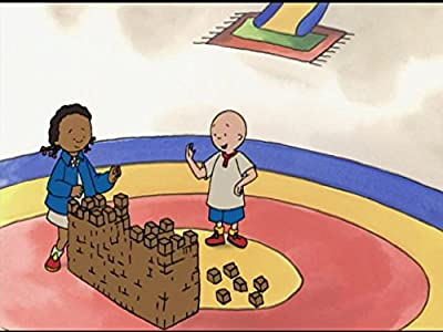 Downloading free movie site Caillou at Daycare [BRRip]