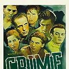 Humphrey Bogart, Gabriel Dell, Leo Gorcey, Billy Halop, Bobby Jordan, and Bernard Punsly in Crime School (1938)