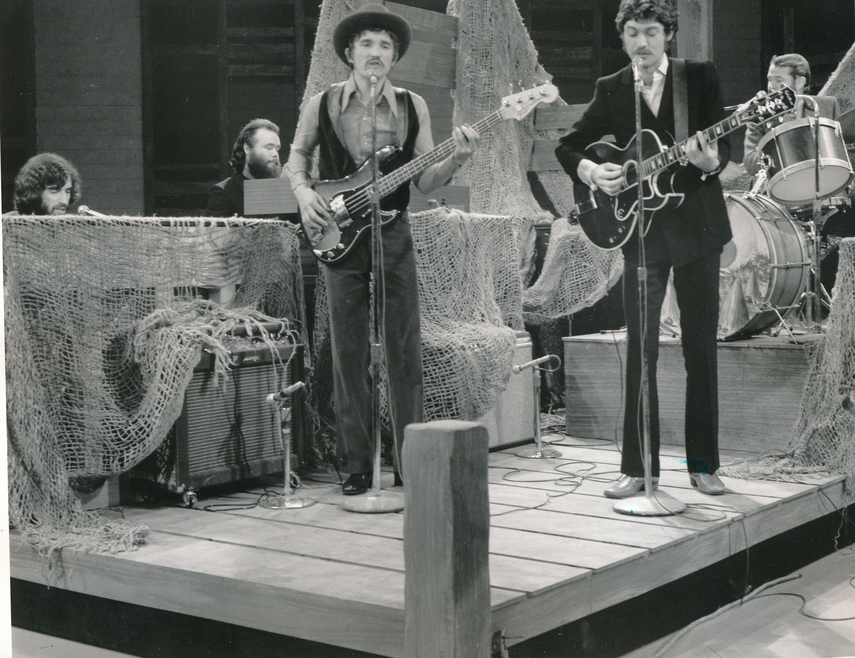 The Band in Toast of the Town (1948)