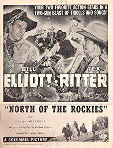 Ver la película completa de Hollywood North of the Rockies [420p] [QuadHD] [640x360], Bill Elliott, Tex Ritter, Gertrude Hoffman (1942)