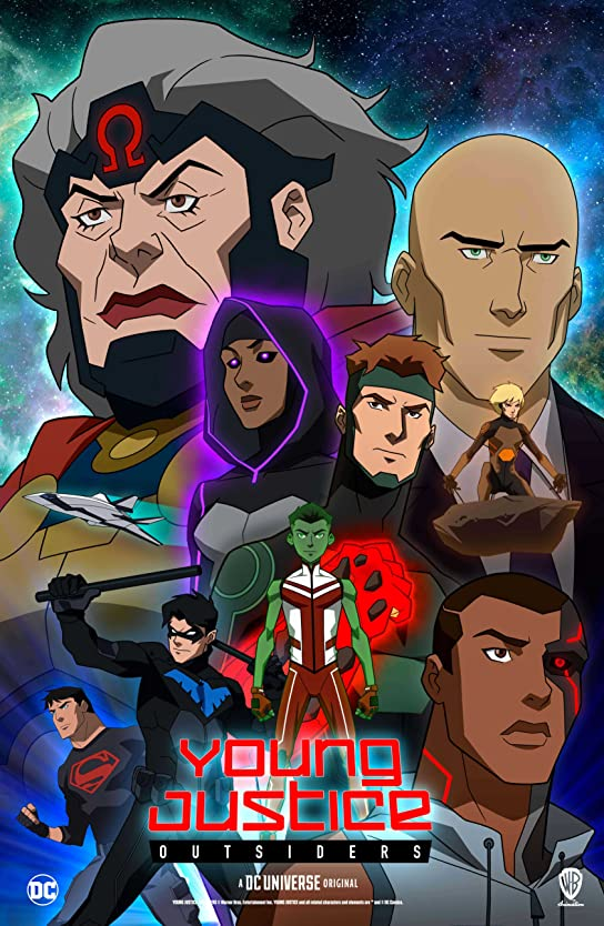 Young Justice S01 2010 Web Series NF WebRip Dual Audio Hindi All Episodes