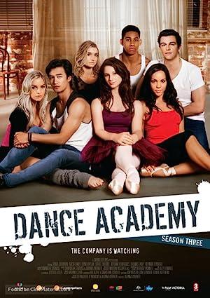 Dance Academy film Poster