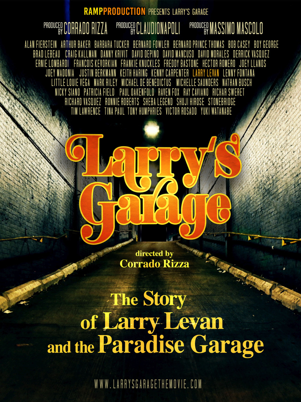 Larry's Garage (2019)
