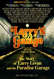 Larry's Garage Poster