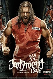 WWE Judgment Day (2008) Poster - TV Show Forum, Cast, Reviews