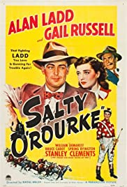 Salty O'Rourke Poster