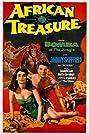 African Treasure (1952) Poster