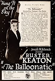 The Balloonatic Poster