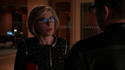 The Good Wife: Why Don't You Work For Us Full Time?