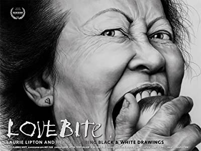 Best downloading site for movie Love Bite: Laurie Lipton and Her Disturbing Black \u0026 White Drawings [Mkv]