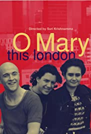 O Mary This London Poster
