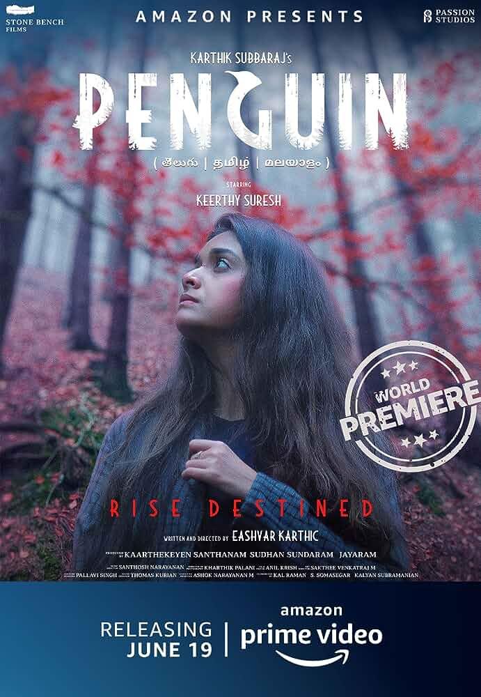 Penguin (2020) Tamil Full Movie Amazon HDRip – 480P | 720P  – x264 – 1.2GGB – Download