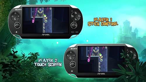 Rayman Legends (PS Vita Announcement Trailer)