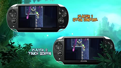 Rayman Legends (PS Vita Announcement Trailer)