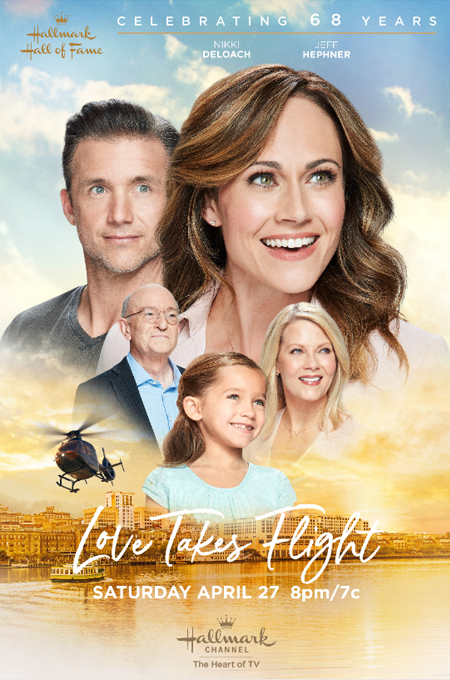 Love Takes Flight (2019) English 300MB HDRip ESubs Download