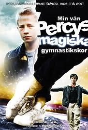 Min vän Percys magiska gymnastikskor Poster