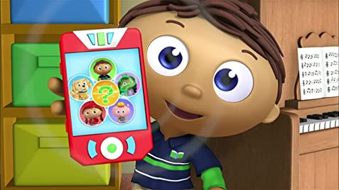 Super Why! (TV Series 2007– ) - IMDb