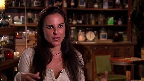 Grimm: Interview Excerpts Kate Del Castillo-Detective Valentina Espinosa