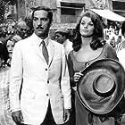 Senta Berger and Nino Manfredi in Operazione San Gennaro (1966)