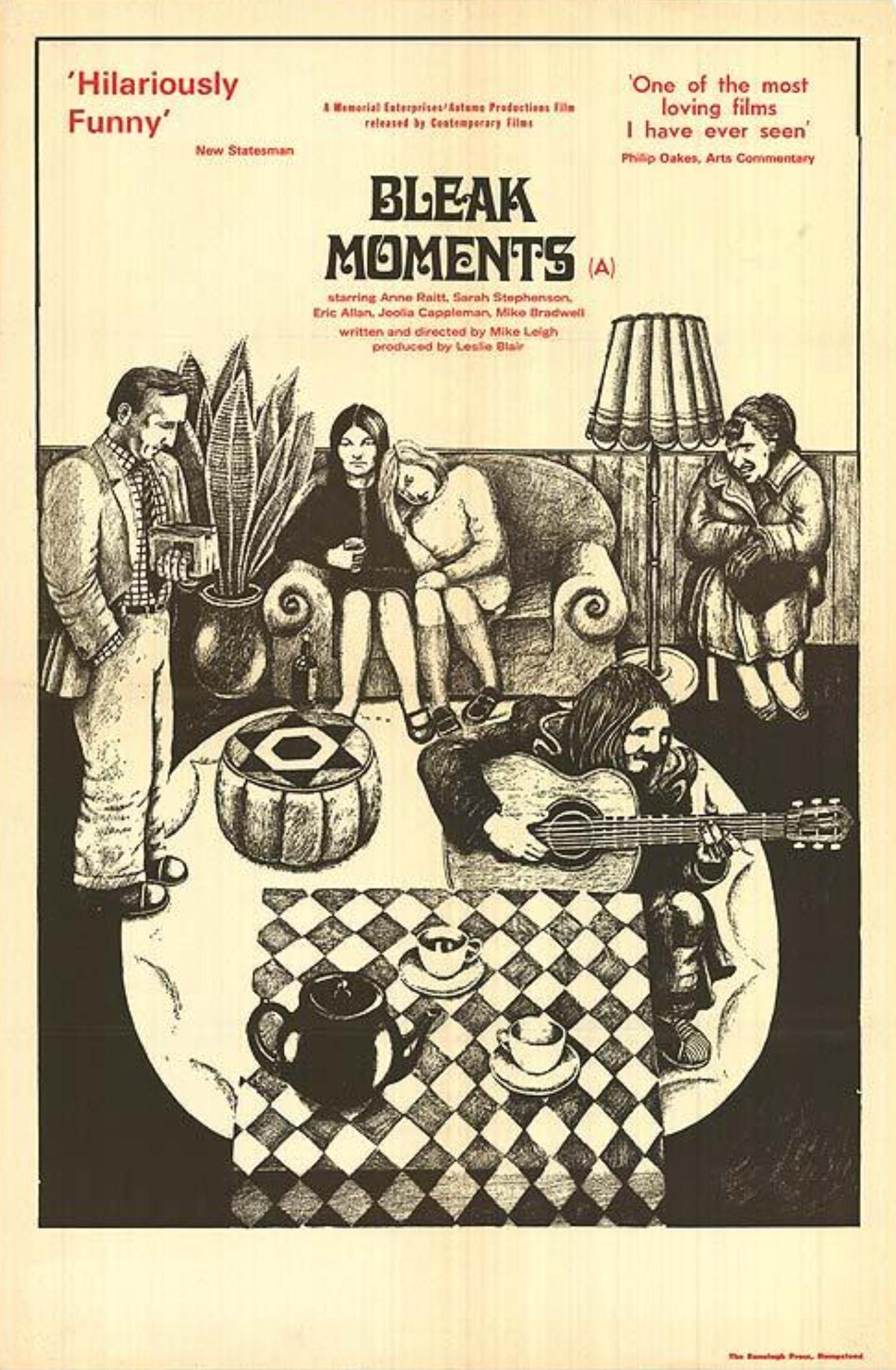 دانلود زیرنویس فارسی فیلم Bleak Moments