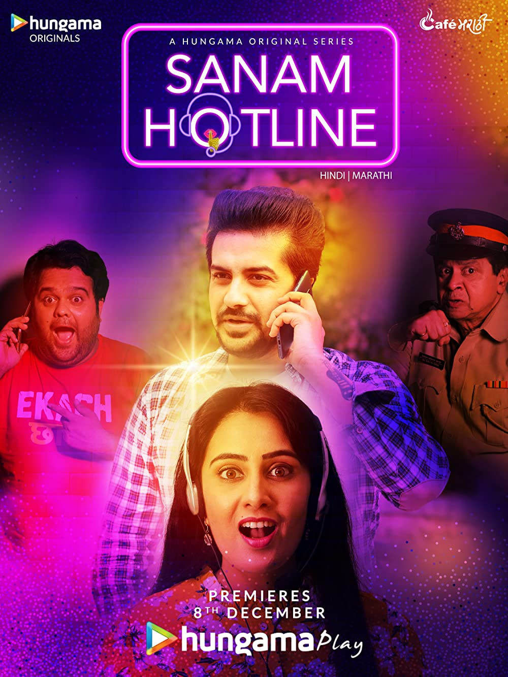 Sanam Hotline 2020 S01 Hindi Complete MX Player Web Series 1080p HDRip 1.2GB Free Download