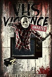 VHS Violence Poster