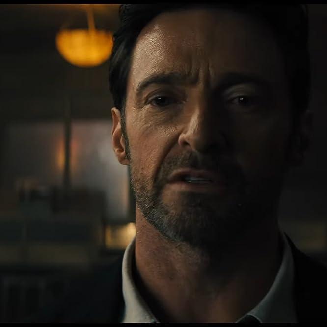 Hugh Jackman in Reminiscence (2021)