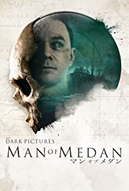 The Dark Pictures: Man of Medan Poster