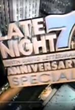 Late Night with David Letterman: 7th Anniversary Special
