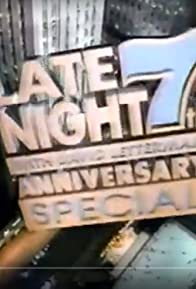 Primary photo for Late Night with David Letterman: 7th Anniversary Special