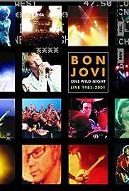 Bon Jovi: One Last Wild Night Poster