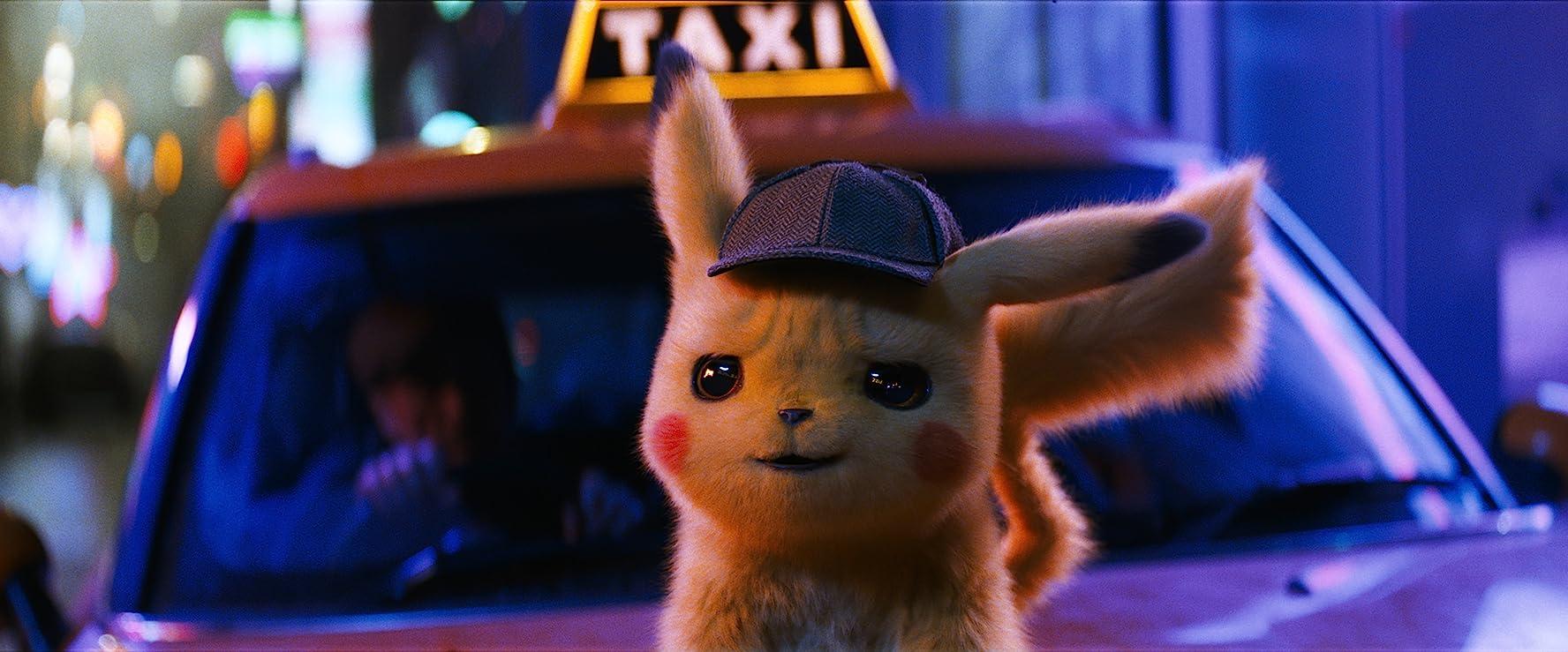Pokémon: Detektív Pikachu