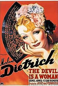 The Devil Is a Woman (1935) Poster - Movie Forum, Cast, Reviews