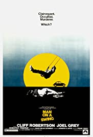 Man on a Swing (1974) Poster - Movie Forum, Cast, Reviews