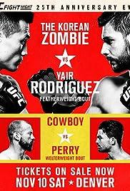 UFC Fight Night: Korean Zombie vs. Rodríguez