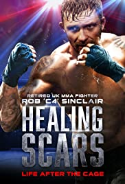 Healing Scars Poster
