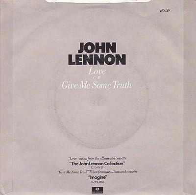 John Lennon Gimme Some Truth 1971