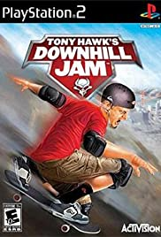 Downhill Jam Poster